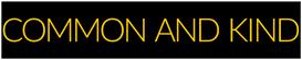 Common & Kind Logo